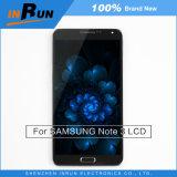 Экран касания LCD для цифрователя примечания 3 галактики Samsung