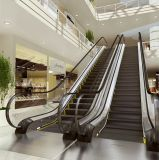 Escalator commerciale con 30 Degree 1000mm Step Width Vvvf Control