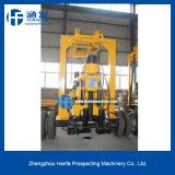 Plate-forme de forage de puits d'eau Hf-3 à vendre, plate-forme de forage de faisceau pour le minerai