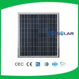 80W TUV/Ceの公認の多太陽電池パネル(JS80-18-P)