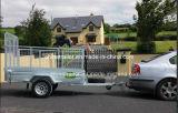 6X4 7X4 7X5 8X4 8X5 10X5 12X5 Hot Dipped Galvanised Utility Car Trailer met Tilt