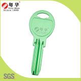 Chave Titanium da venda por atacado do preço de fábrica, espaço em branco chave, chave em branco