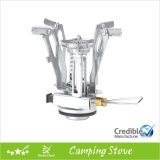 Backpacking Ultralight Camping Stove con Piezo Ignition