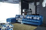 Il sofà di Morden Cornern ha impostato con l'ottomano
