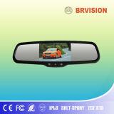 4.3 sistema do monitor do espelho do veículo da polegada TFT LCD