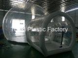 동결된 팽창식 투명한 돔, 에스키모 플라스틱 천막 (RC-009)