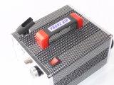 HS-216k de Uitrusting de Vastgestelde Adapters die van W/Can van de Hobby van het luchtpenseel & van de Compressor het Spuitpistool van de Tatoegering looien