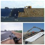 PVC do LDPE HDPE de 0.5mm Geomembrane com CE Certificate