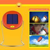Портативный солнечный свет таблицы стола светильника чтения солнечный с обязанностью USB для африканских детей