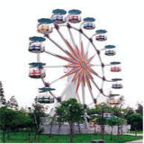 Sale를 위한 25m 바구니 Style Ferris Wheel