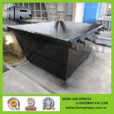 escaninho de aço resistente padrão da faixa clara de 2m grande