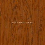 De de houten Film/Folie van de Laminering van pvc van de Korrel voor Meubilair/Kabinet/Kast/Deur 14-103