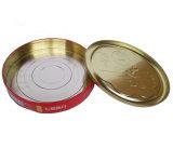 Cookie를 위한 금속 Round Tin Box