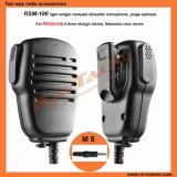 Bidirektionale Radiozubehör-Fernlautsprecher-Mikrofon für Motorola-Funksprechgerät
