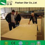 panneau de la colle de fibre de 6mm pour la cloison de séparation de plafond (CE et OIN)