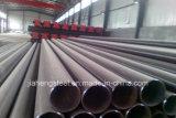 Tubulações de aço suaves no preto & galvanizadas ao RUÍDO 2440 & ao RUÍDO 2441