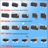 Mini impermeabile Micro Switch con Lead Wires (G9 Series)