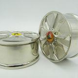 Moderner Entwurfs-Gewürz-Kraut-Metallbeweglicher rauchender Schleifer