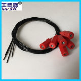 Уплотнение кабеля металла высокия спроса с серийным номером или логосом