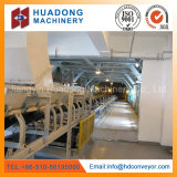 Système de convoyeur à bande pour l'usine sidérurgique