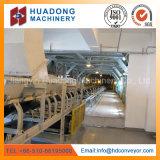 Bandförderer-System für Stahlwerk