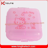 Самое последнее Design Plastic 6-Cases Pill Box (KL-9070)