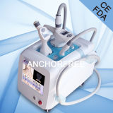 Massage du vide Liposuction+Laser+Bipolar RF+Roller amincissant la machine (Vmini)