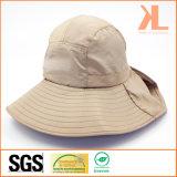 Micro Fibra Big Brim casco sombrero con Poncho