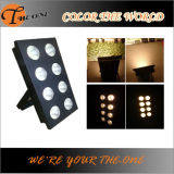 전문가 8PCS*100W COB LED Blinder Audience Light
