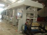 Máquina de impressão do Gravure da cor da alta velocidade 4