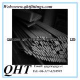 6 m de longitud Q345 de acero al carbono plano Bares