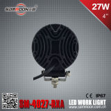 4 duim 27W (9PCS*3W) Round CREE LED Car Work Driving Light met ECE van Ce RoHS (sm-4027-RXA)