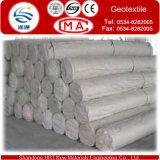 Geotêxtil da fibra do Short do disconto de 90% com bom Uv-Resistente