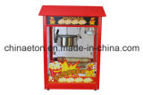 Popcorn luxuoso Machine com Onel Pot em Red Color com Electric