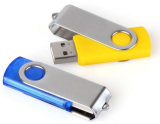 2015 Promotional Gift Schwenker USB 8GB Pen Drive mit 2.0 USB Flash Drive