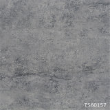 Stone de mármore Flooring Tile, Glazed Marble Cement Ceramic Floor Tile (600X600mm)