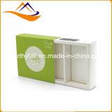 Caixa de papel luxuosa, caixa de presente, caixa de papel que empacota para o cosmético