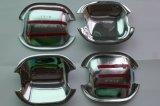 Punhos de porta do cromo do jogo do corpo de carro dos acessórios do carro
