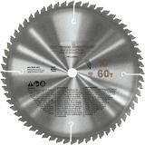 15 po. Le métal non ferreux de 100 dents coupant la circulaire scie la lame pour le PVC