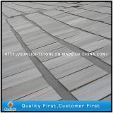 Chinees Houten Grijs/Grijs Houten Marmer Athen voor de Tegels/de Plakken van de Bevloering