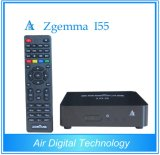 세계적인 채널 통신로를 위한 Zgemma I55 IPTV 상자 리눅스 OS E2 미들웨어 스토커를 위한 최고 도매가