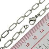 De Halsband van de Bevordering van de Keten van de Manier van de Ketting van het roestvrij staal
