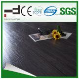 chêne de 8mm Brown gravant en relief dans le plancher en stratifié imperméable à l'eau de registre