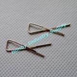 ハンサムなX形の金属のワイシャツクリップ(P160114E)