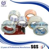 Bande en cristal adhésive d'emballage de constructeur acrylique à base d'eau