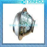 Buse d'air chaude ronde réglable de douche d'air de l'évent 65mm d'acier inoxydable