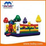 Castello rimbalzante, tipo castello gonfiabile Txd16-222288 del parco di divertimenti