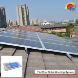 Система плоской крыши новой конструкции легкая устанавливая солнечная домашняя (400-0005)