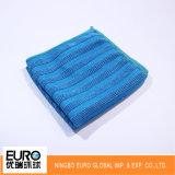 Tissu de lavage de voiture de tissu de nettoyage de Microfiber de prix usine de qualité