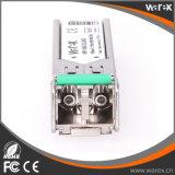 transmisor-receptor óptico 100BASE-ZX 1550nm compatible los 80km LC a dos caras del 100M SFP